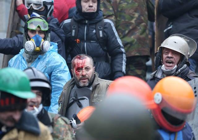 Tumulto: le droghe sul Maidan non vengono più negate e la parte ucraina
