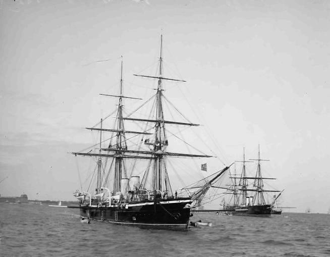 Американские экспедиции 1863 года