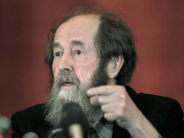 Alexander Solzhenitsyn: Ukraine will be extremely painful