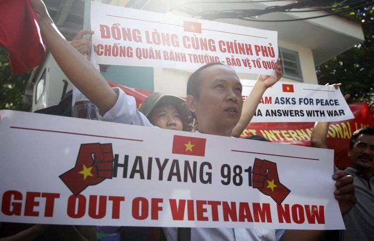 Vietnam'daki Çin karşıtı isyanlar 4 bin Çin vatandaşının tahliyesine yol açtı