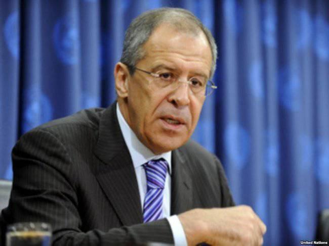 Sergueï Lavrov annonce l'apparition de l'OMV de la marine russe en Amérique latine