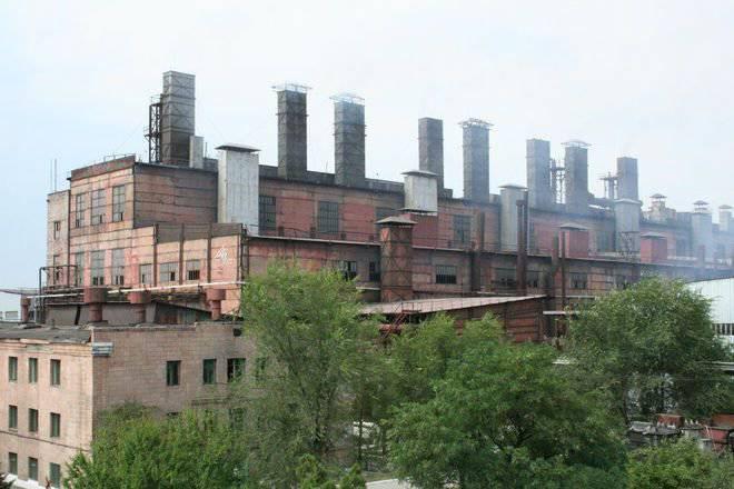 Das Ferro-Legierungswerk in der Region Luhansk wurde angegriffen
