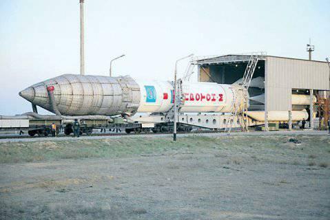 Felaket Proton'da değil, tüm Rus kozmonotlarında meydana geldi.