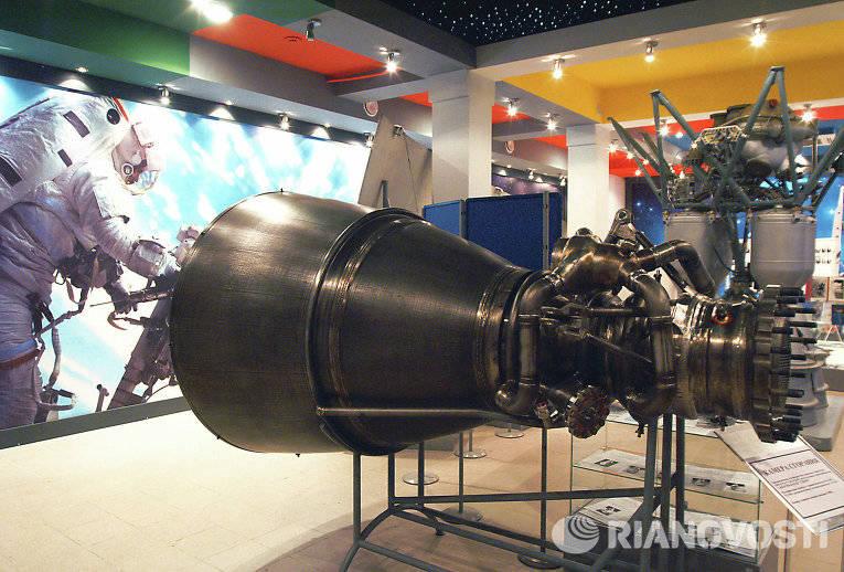 TsSKB Progress, LNG'de çalışan bir roket motoru yaratmayı öneriyor