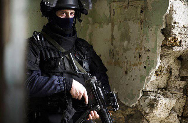 O exército francês é um dos mais fortes da Europa, apesar da ausência de ameaças externas.