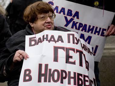 Valeria Novodvorskaya: Auch Russland braucht keinen solchen Müll
