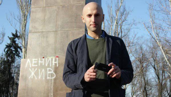 イギリスのジャーナリストはウクライナについての真実のために苦しんだ