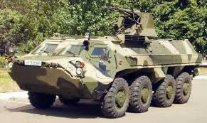 国防省とウクライナ内務省は、次の名前の設計局から194 BTRを注文しました。 モロゾバ