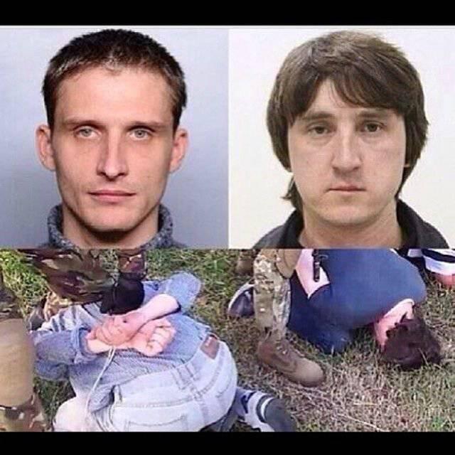 """यूक्रेन में """"गलत"""" पत्रकारों के साथ युद्ध, या यूक्रेनी """"सहयोगियों"""" द्वारा एक विश्वासघात की कहानी"""