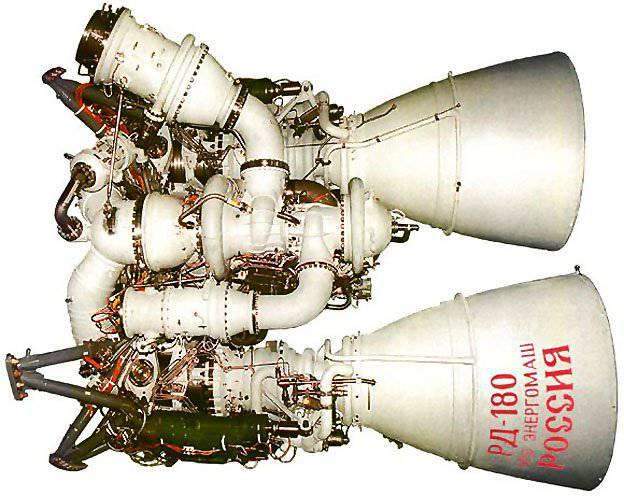 Berücksichtigen Sie in den USA die möglichen Verluste aus dem Verbot der Lieferung von RD-180