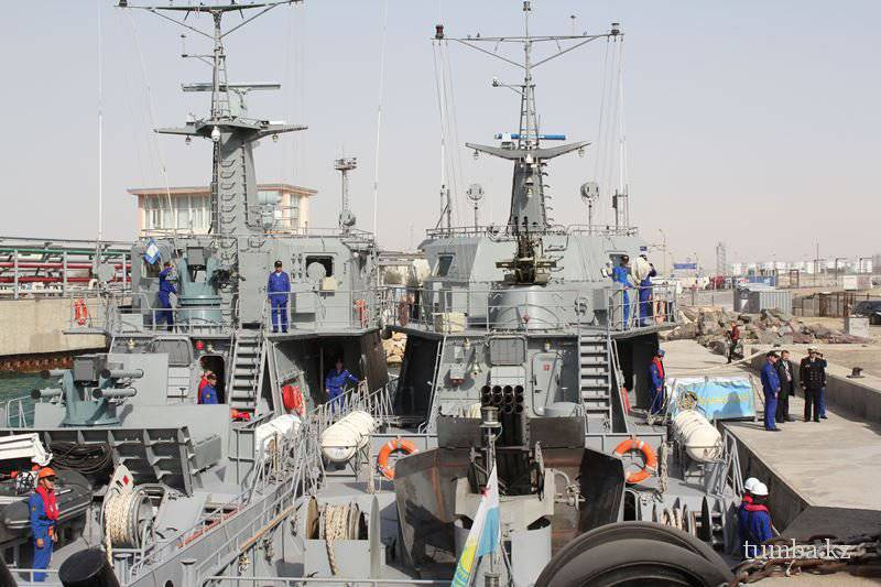 Cooperation of Ukraine and Kazakhstan in the field of military shipbuilding