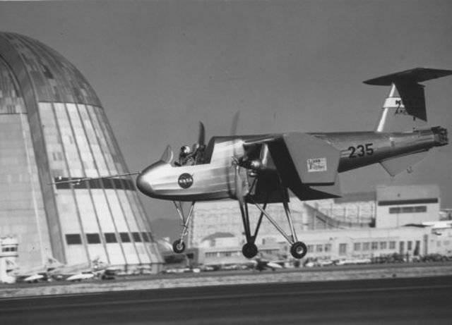 垂直起降实验飞机Ryan VZ-3RY