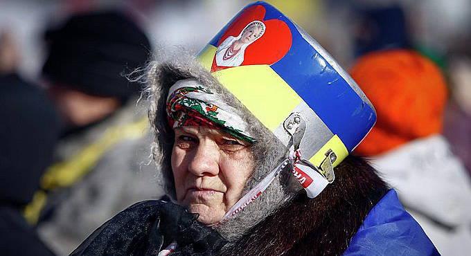 Президентские выборы на Украине: «Вариант Б»