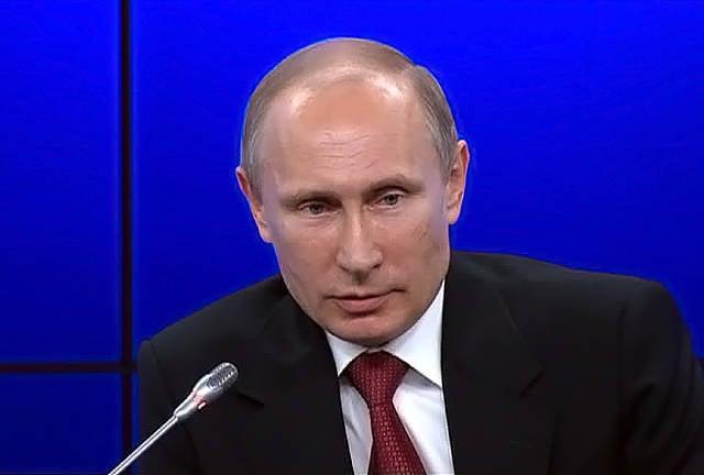 रूस एक अज्ञात नदी में प्रवेश करता है। अलेक्जेंडर प्रोखानोव की प्रतिकृति