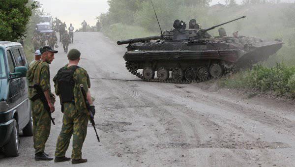 Минобороны ЛНР: у Луганска высокая обороноспособность