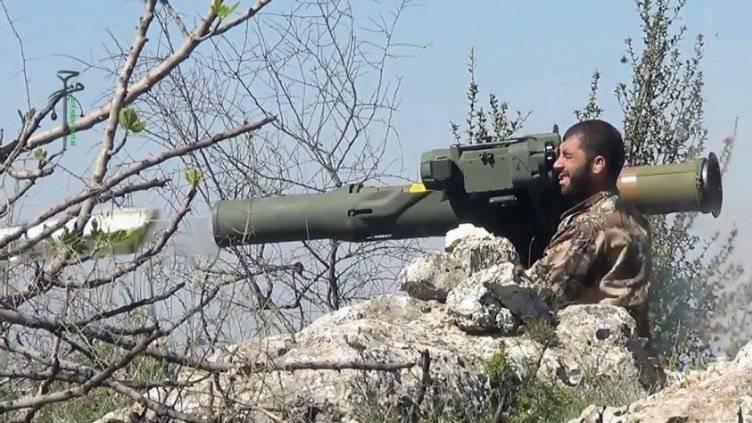 Misiles americanos en siria