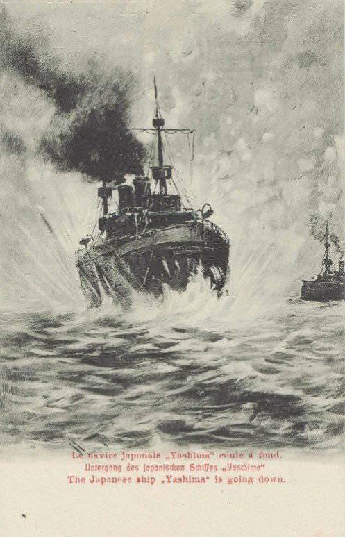 """Battaglia per il """"Port Arthur Gate"""". Combatti Jinzhou"""
