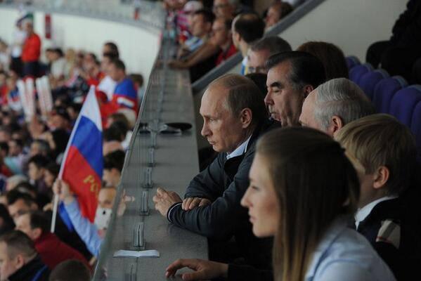 Russische Nationalmannschaft - 2014-Eishockey-Weltmeister des Jahres