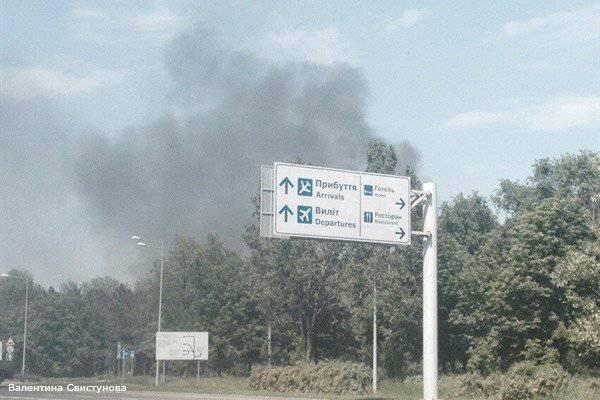 ドネツク空港のための戦いは続く