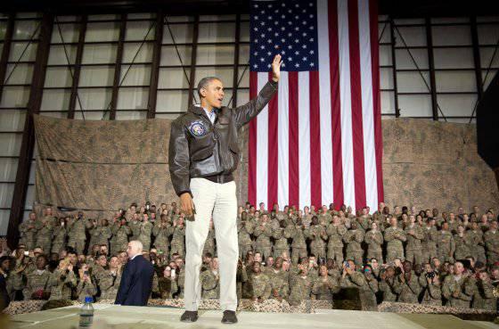 Überraschungen und Pannen bei Obamas vierstündigem Afghanistan-Besuch