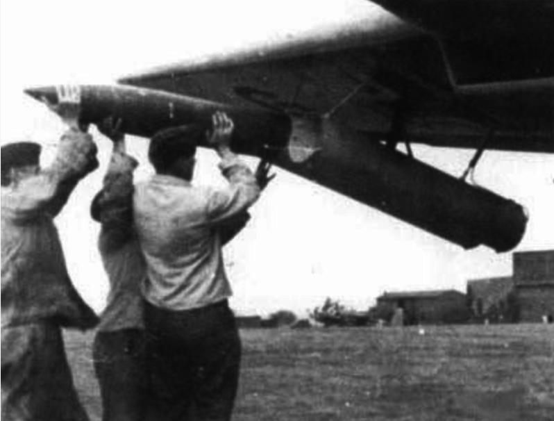 Немецкие авиационные реактивные снаряды Второй мировой войны