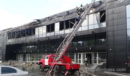 Lugansk va in aiuto del DNI. Sulla situazione a Donetsk