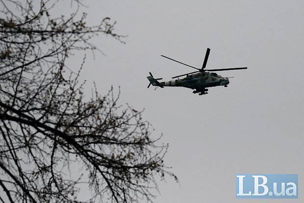 """Avakov destruye """"bases terroristas"""" y pide mantener seca la pólvora"""