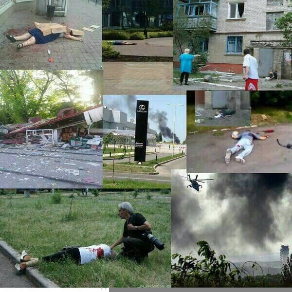 Ukrainian Chimera vs. Svetlaya Rus