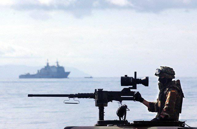 Armee von Spanien und Portugal: tief hinter der NATO
