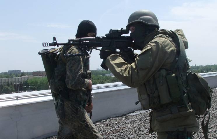 Kadyrovは、チェチェンからの戦闘部隊のドネツクでの存在の報告を否定しました