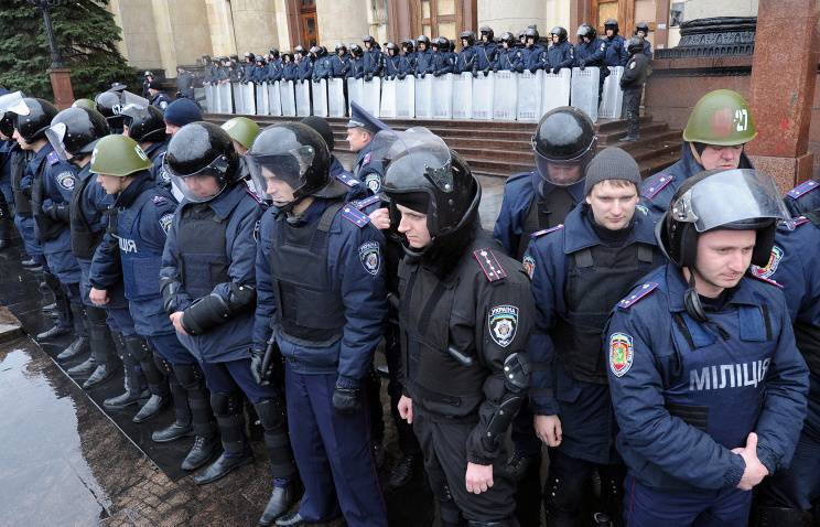 """Ministry of Internal Affairs of Ukraine carries out mass dismissals of workers """"for treason of oath"""""""