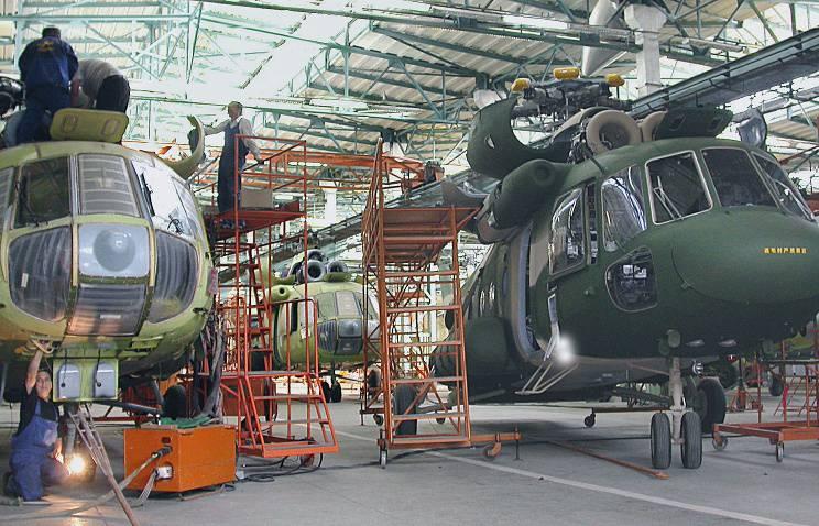L'armée américaine satisfaite de la fiabilité des hélicoptères Mi-17V-5 expédiés en Afghanistan