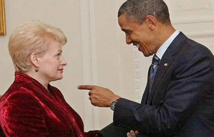 Amerika Birleşik Devletleri Ukrayna krizinden Litvanya'yı çağırıyor