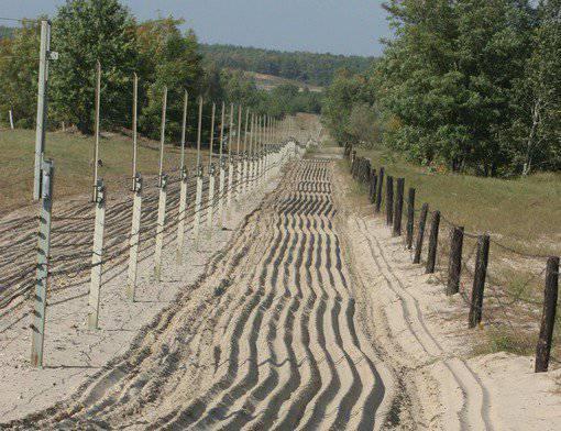 Kiev va équiper une zone tampon aux frontières avec la Russie