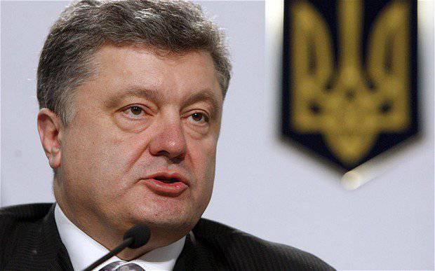 Poroshenko solicita ayuda militar a los Estados Unidos, el patriarca Kirill lo llama al mundo