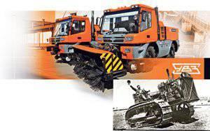 拖拉机Tankprom