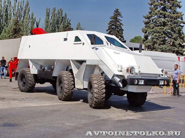 Машина разминирования «Искатель»