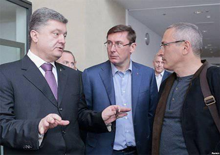 Khodorkovsky Poroshenko'yu aynı dilde mi konuşuyor?