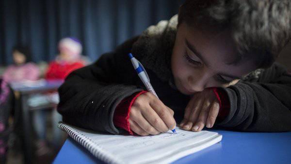 सीरिया में रूसी भाषा स्कूल कार्यक्रम का अनिवार्य हिस्सा बन जाती है
