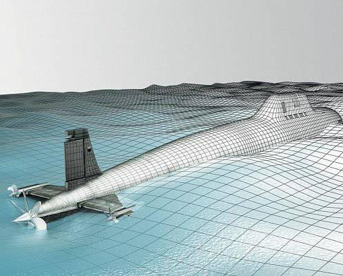 705 잠수함 전투기 프로젝트를 만드는 방법