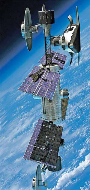 Les navettes spatiales sont à nouveau en demande