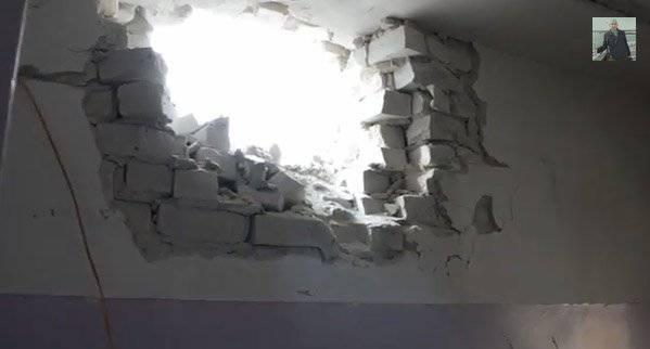 Karachun é bombardeado no Hospital Infantil de Slavyansk