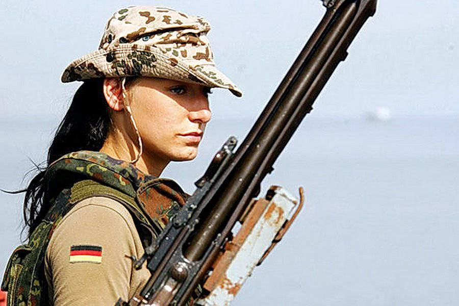 Секс с немецким солдатом 11 фотография