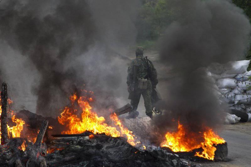Ситуация на юго-востоке Украины. Хроника событий 11 мая (обновляется)