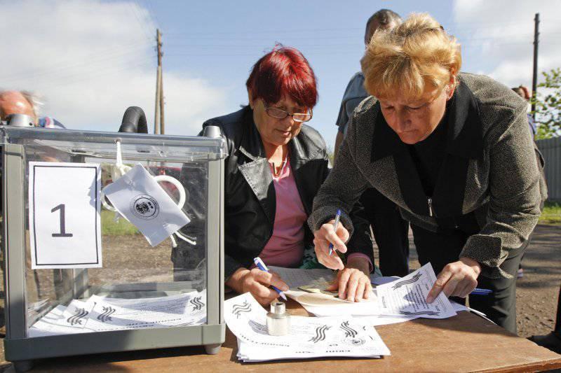 Референдумы на Юго-востоке: большинство — за самостоятельность!