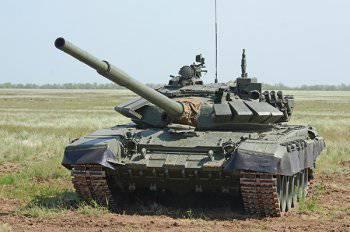 Танковый биатлон в Волгоградской области