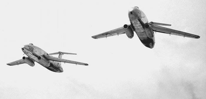 Американский опытный бомбардировщик Martin XB-51