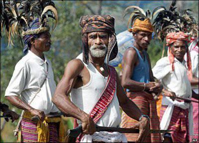 Война Тимор-Лешти: не всегда побеждает сильнейший