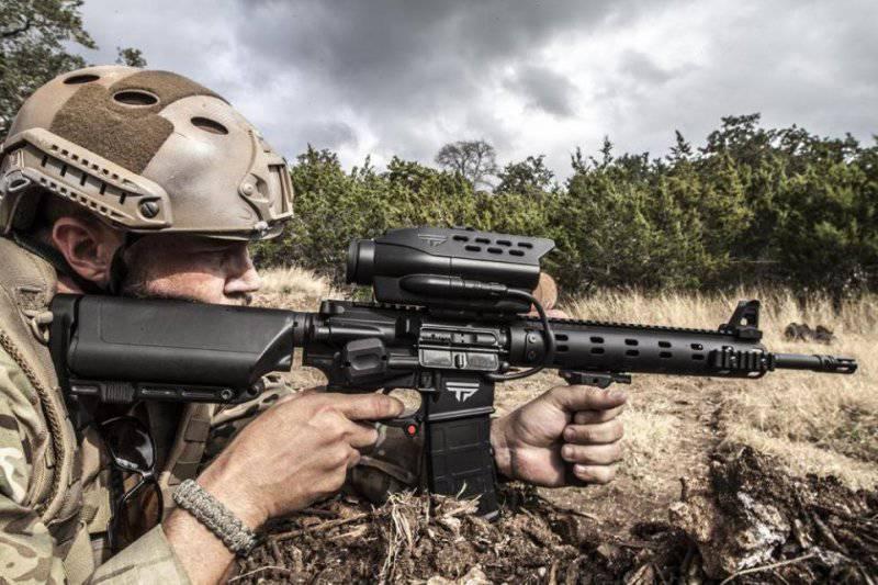 Высокоточные винтовки TrackingPoint XactSystem