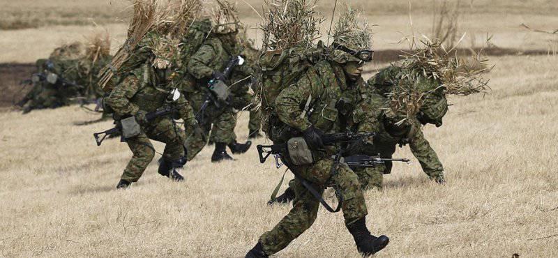 В поисках суши: Япония готова поддержать любого, кто будет воевать с Китаем
